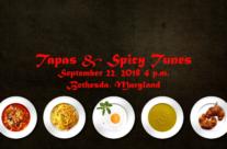 Tapas & Spicy Tunes